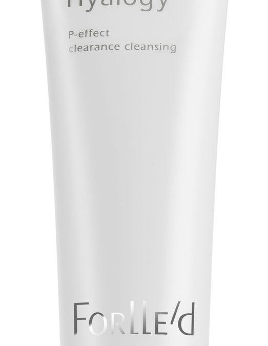 Hyalogy P-effect clearance cleansing