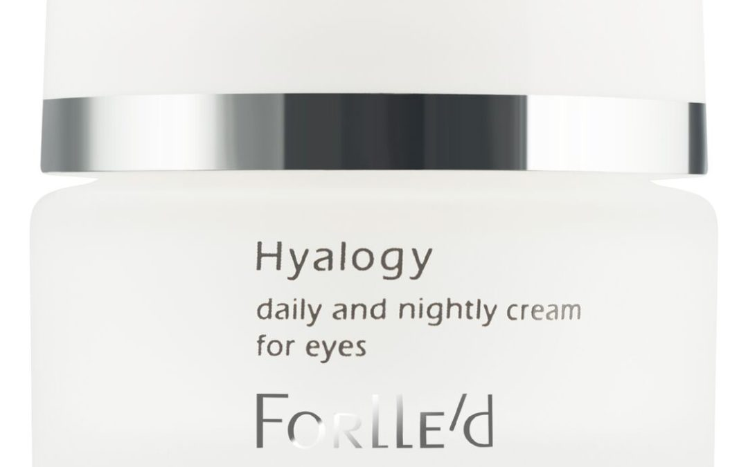 Hyalogy P-effect daily and nightly cream for eyes