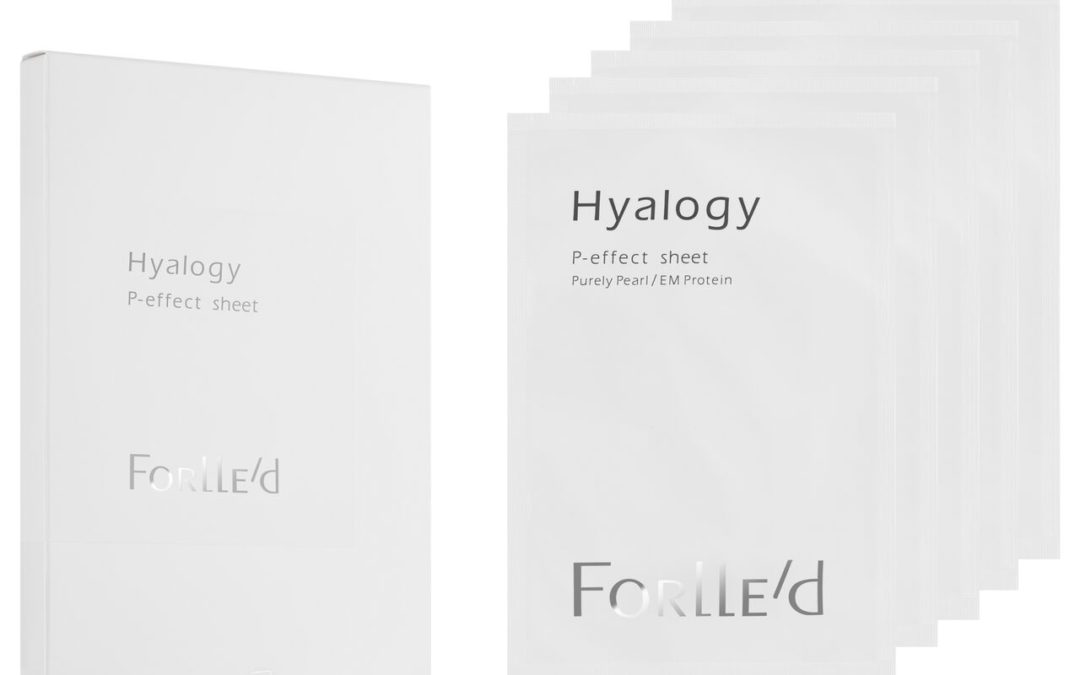 Hyalogy P-effect sheet for eyes