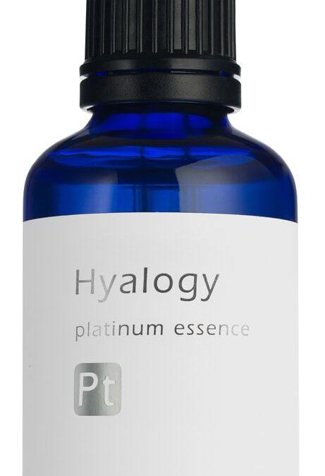 Hyalogy platinum essence