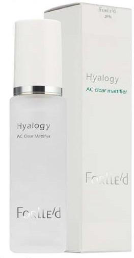 Hyalogy AC clear mattifier